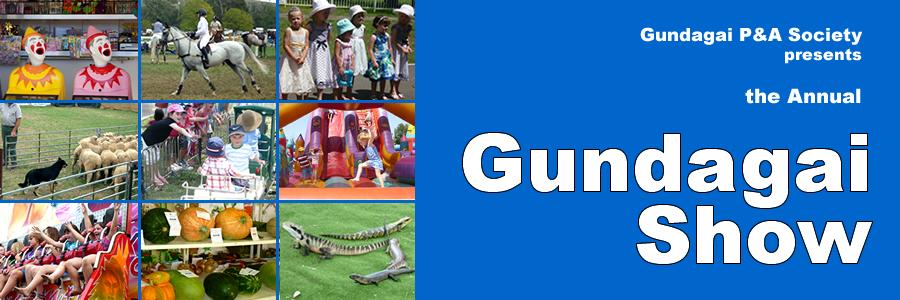 banner Gundagai Show